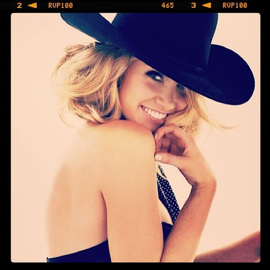 Interview With Delta Goodrem About Teeth Whitening
