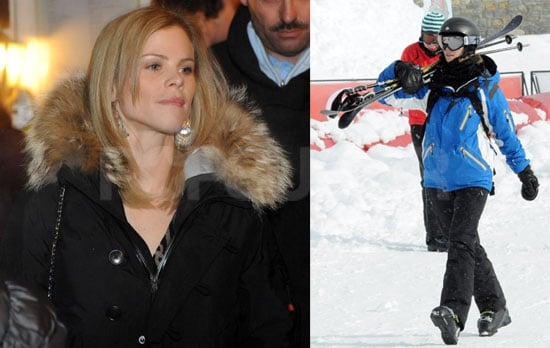 Photos of Elin Nordegren in Switzerland Amid Latest Tiger Woods News