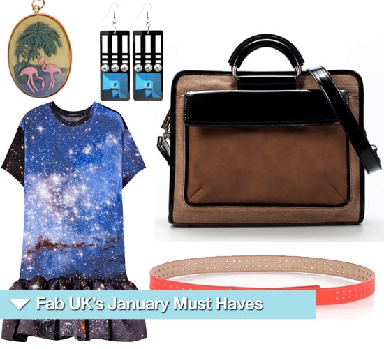 Must Have Fashion Items for January 2011