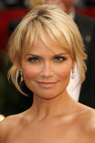 Oscar hair trend: tendrils
