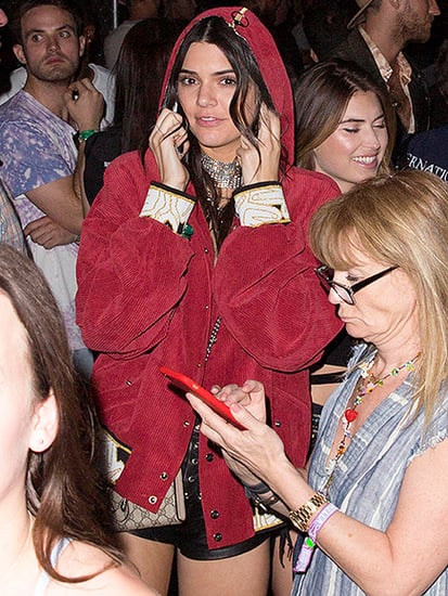 Serious Leapfrog! Kendall Jenner Plays Around with Her New Man Jordan Clarkson at Coachella