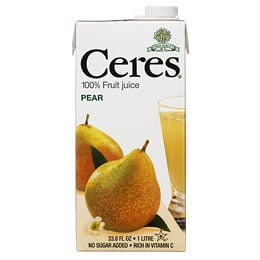 Recipe for Pear Mimosas 2009-09-22 15:10:05