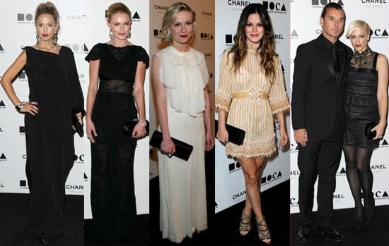 Pictures of Rachel Zoe Pregnant, Rachel Bilson, Kate Bosworth, Gwen Stefani and More at MOCA Gala