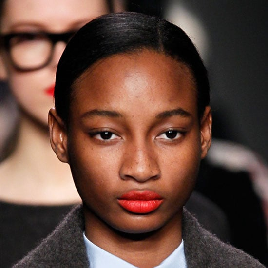 Red Lipstick Trend at Fall 2012 New York Fashion Week