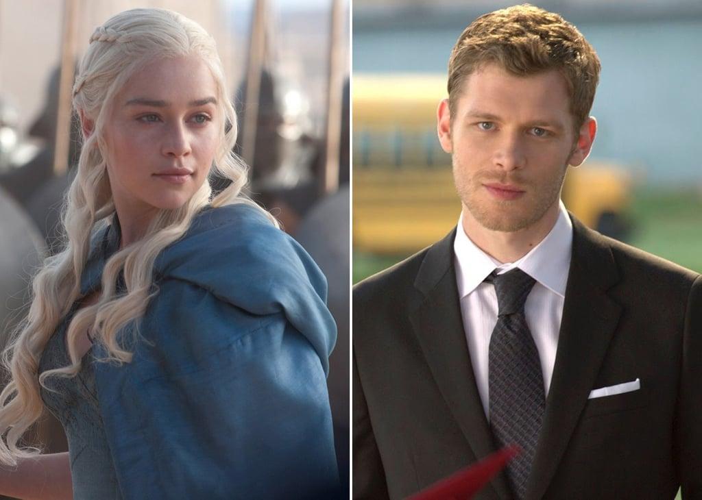 Daenerys and Klaus