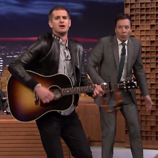 Andrew Garfield Singing the Spider-Man Theme Song | Video