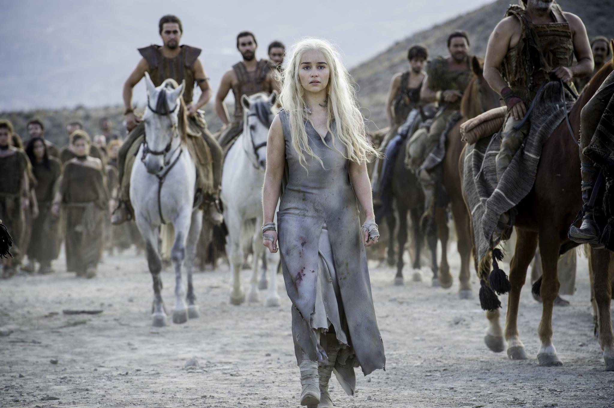 Daenerys Targaryen, Season Six