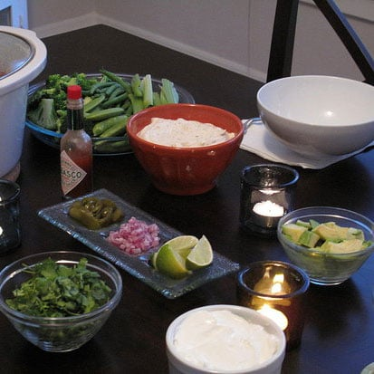 How to Create Your Own Chili Bar Buffet