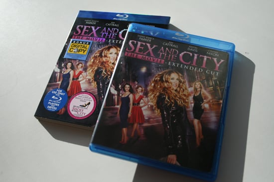 Sex and the City Blu-ray Discs Come With Digital Copies!