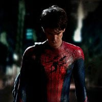 Picture of Andrew Garfield as Spider-Man