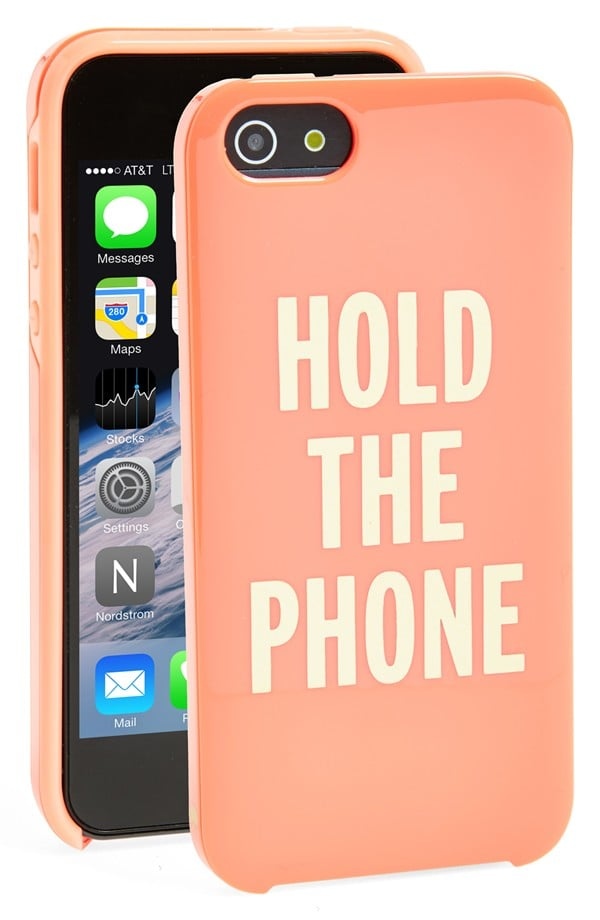 Kate Spade Hold the Phone iPhone 5 Case