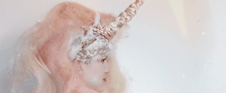POPSUGAR Shout Out: Yes, Unicorn Braids Are Now a Thing You Have to Try