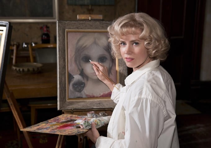 As Margaret Keane in Big Eyes (2014)
