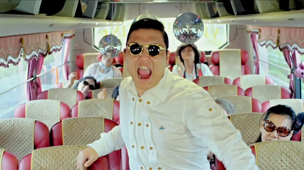 """Released on July 12 2012, the video for the song has had over 156,000,000 hits on YouTube, overtaking Carly Rae Jepsen's """"Call Me Maybe"""" to reach the number one position on the YouTube Top 100 Music Videos in August."""