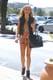 Kristin Cavallari smiled while out in LA on Thursday.