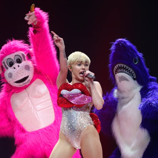 Miley Cyrus Beatles Performance at Billboard Music Awards