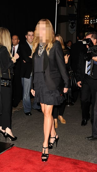 Guess Which Actress Wore a Black Minidress?