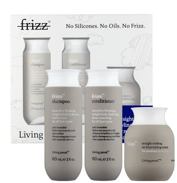 Enter to Win Living Proof Straight Making Styling System