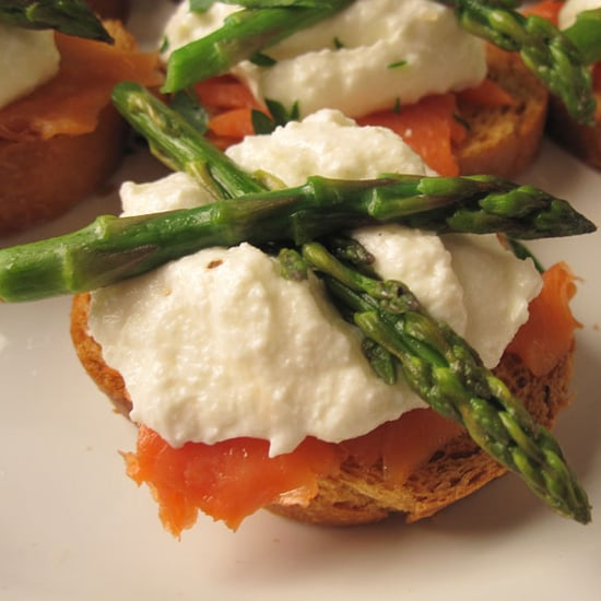 Asparagus Crostini Recipe