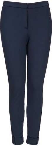 Piped Slim Joggers By Boutique