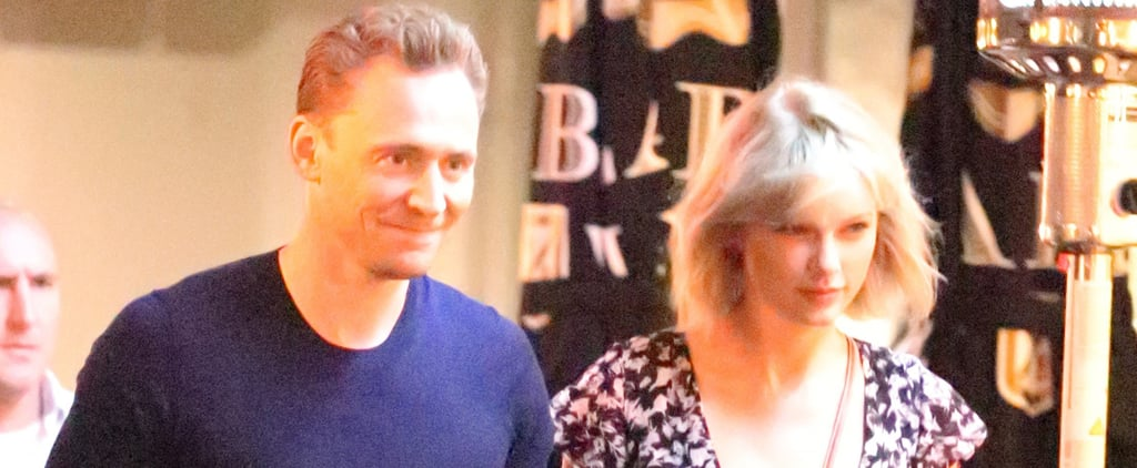 Taylor Swift and Tom Hiddleston Continue Their World Tour of Love Down Under