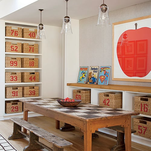 Ideas For Kids' Playrooms