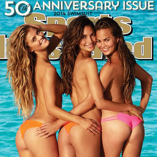 Sports Illustrated 50th Anniversary Cover
