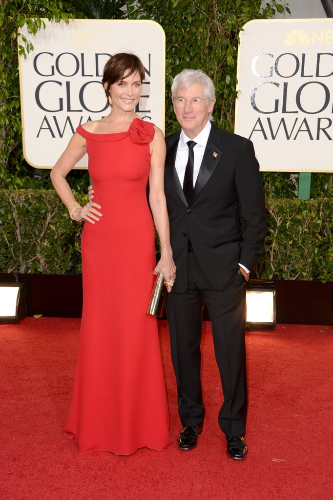 Carey Lowell and Richard Gere