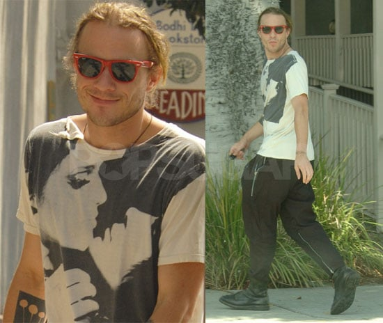 Ten Things I Hate About Heath's Outfit...