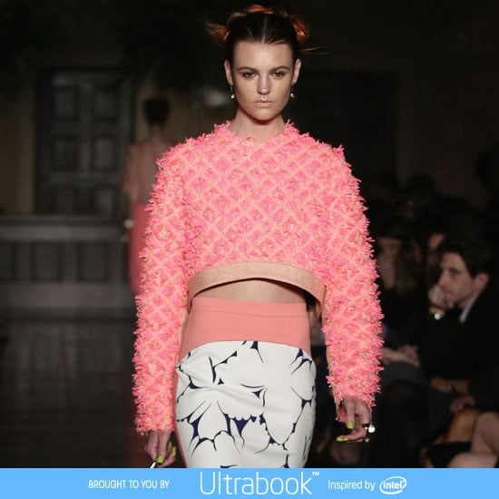 Pictures and Runway Review of Manning Cartell Spring Summer 2012-2013 Mercedes Benz Fashion Week Australia Catwalk Show