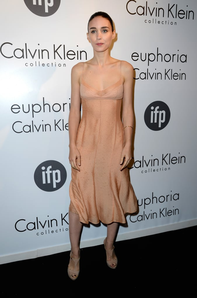 Rooney Mara at the Calvin Klein-hosted Women in Film party in Cannes.