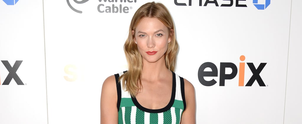Karlie Kloss's Flats Are Made For All Your Upcoming Summer Parties