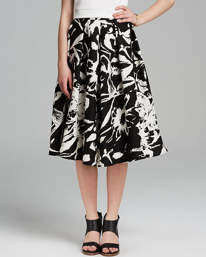 Lucy Paris Full Printed Skirt