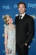 Chelsea Kane posed with Derek Theler on the red carpet.