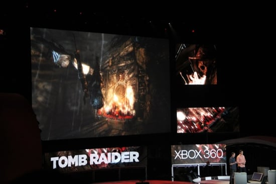 Xbox E3 Announcements: Tomb Raider
