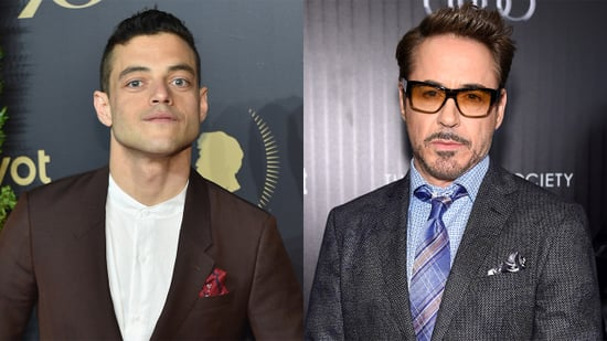 'Mr. Robot' Star Rami Malek Reveals Perks of Robert Downey Jr. Friendship: 'You Turned Me Into a Hero'