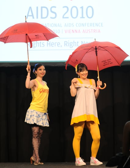Why Sex Workers and Activists Carry Red Umbrellas