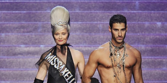 Jean Paul Gaultier Puts On The Best Show Of Paris Fashion Week