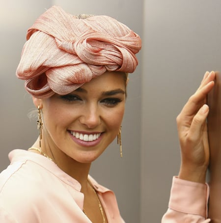 Melbourne Cup Manicures Up Close