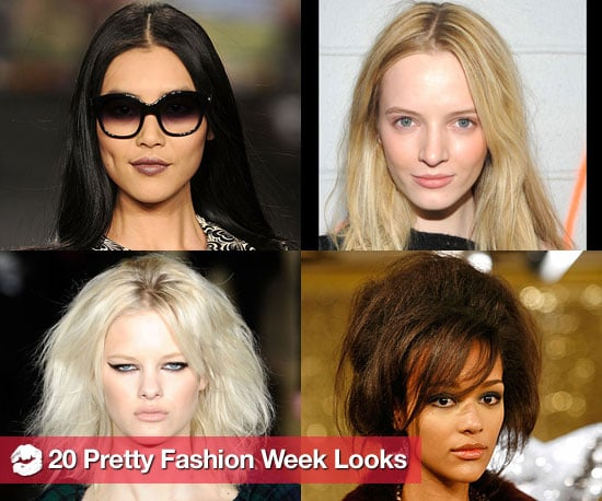 The Prettiest Looks From Fall 2010 New York Fashion Week 2010-02-19 10:00:00
