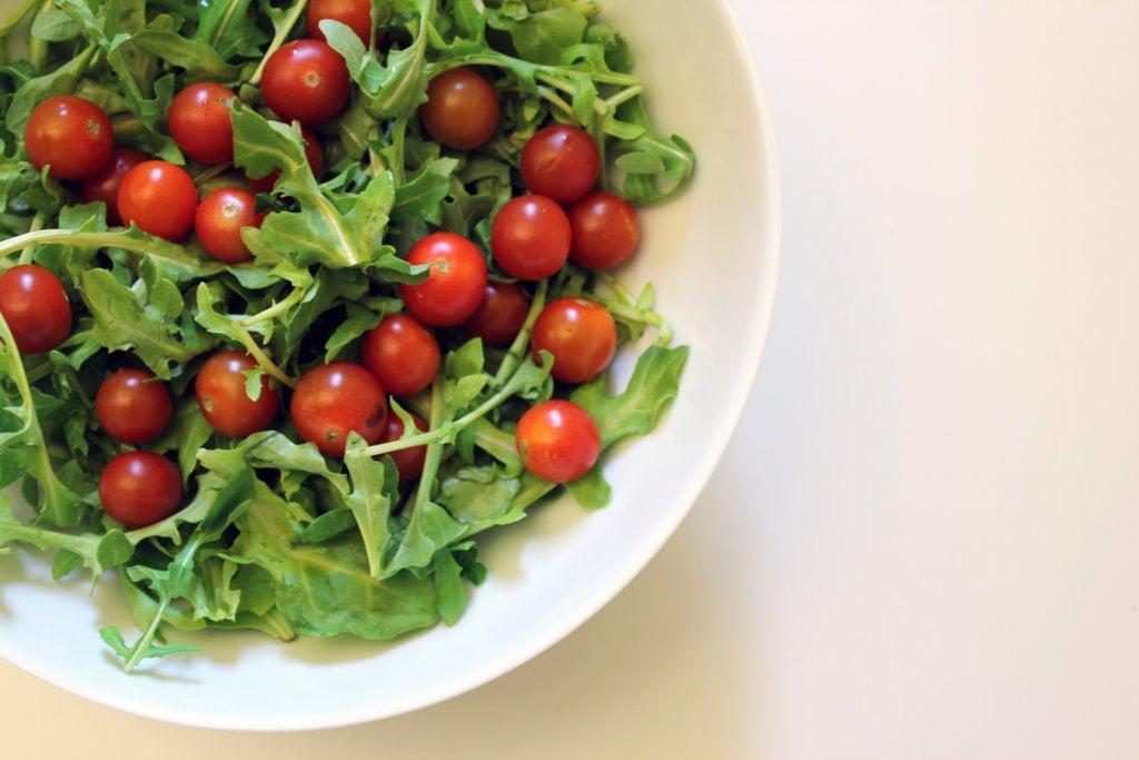 Bitter Greens Salad