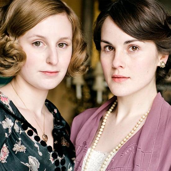Downton Abbey Fashion and Beauty Secrets