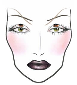 Spectacularly Spooky Halloween Looks From MAC