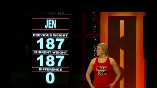 The Biggest Loser Season 11 Episode 13 - Jen Gets Kicked Off