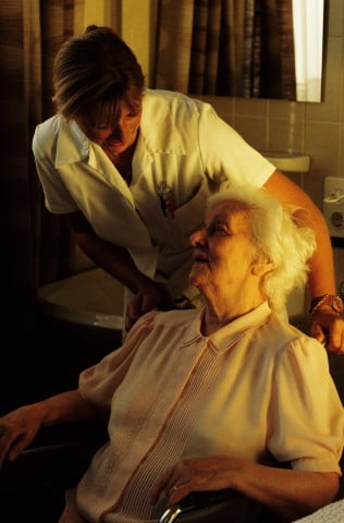 Over 90 Percent of Nursing Homes Violate Safety Standards