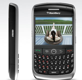 The BlackBerry Curve 8900