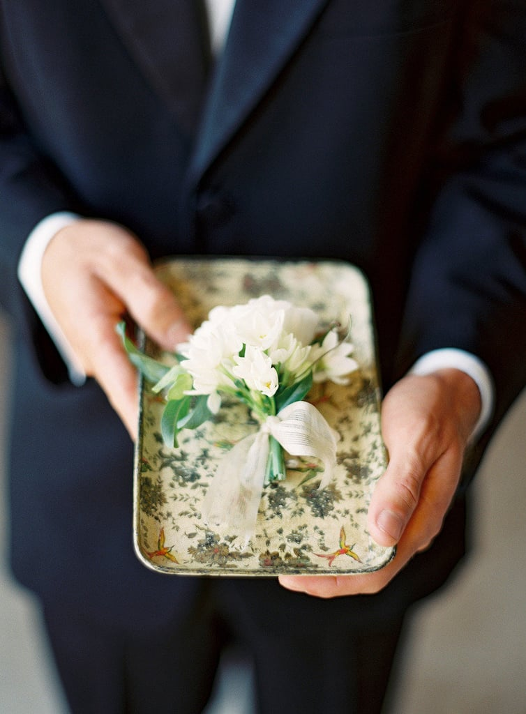 27. The Boutonniere