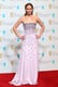 Jennifer Lawrence in Pink Dior Haute Couture Dress