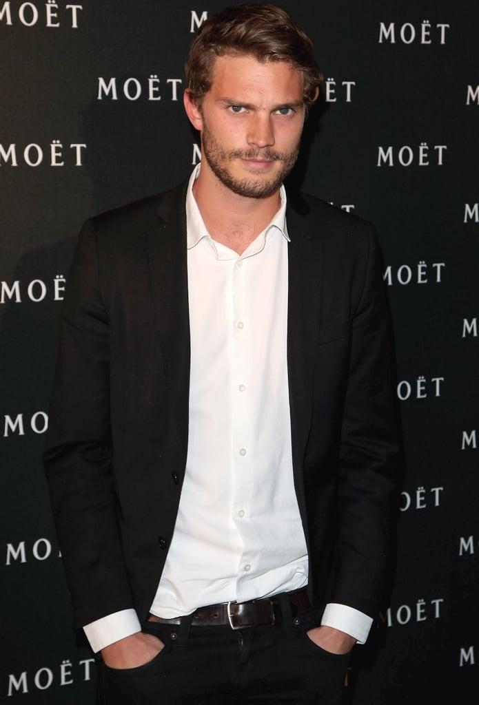 Jamie Dornan as Christian Grey