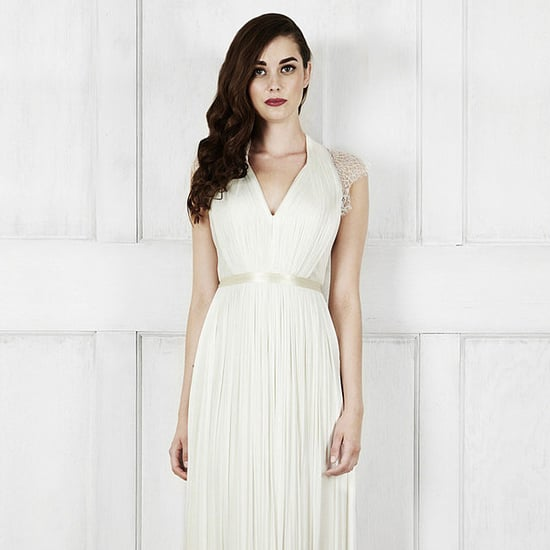 Maya benteler 39 s wedding dress popsugar fashion uk for Where to buy off the rack wedding dresses